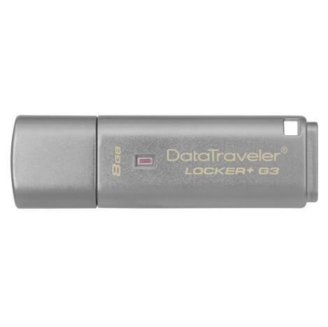 DataTraveler Locker+ G3 DTLPG3